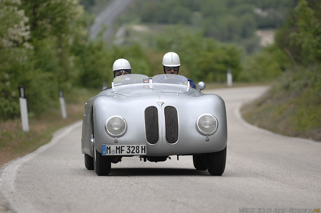 1941 BMW 328 Berlin-Rome Roadster Gallery