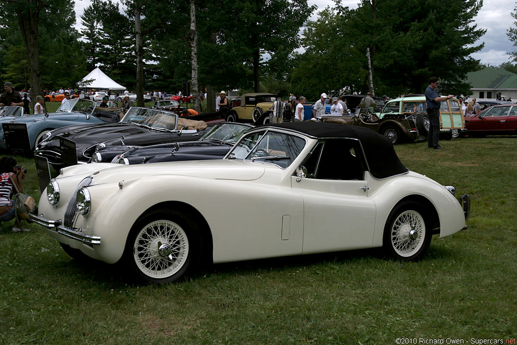 Jaguar Xk120 Drop Head Coup 233 Supercars Net