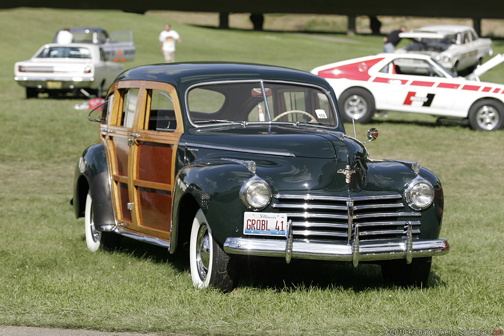 1941 Chrysler Town & Country 'Barrelback' Wagon Gallery