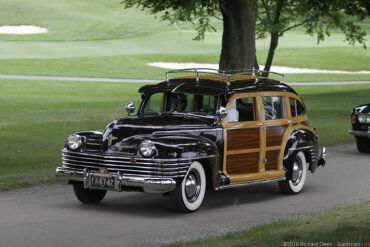 1942 Chrysler Town & Country 'Barrelback' Wagon