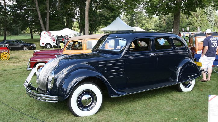 1934 Chrysler Airflow Gallery