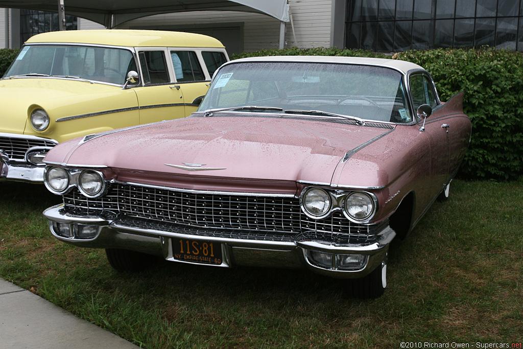 1960 Cadillac Eldorado Seville