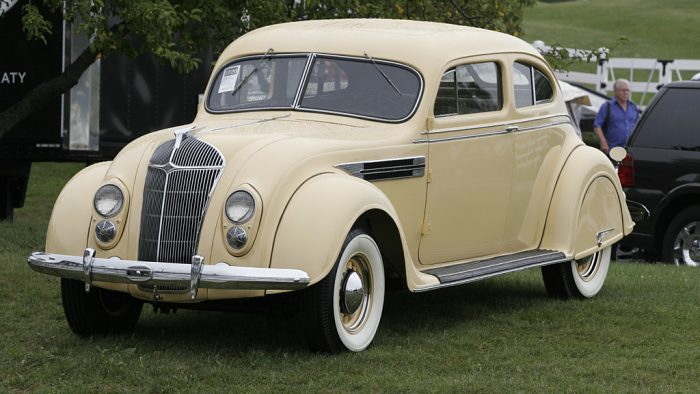1936 Chrysler Imperial Airflow Gallery