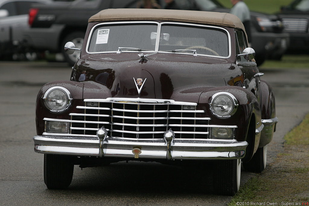 1946 Cadillac Series 62 Convertible Coupe Gallery