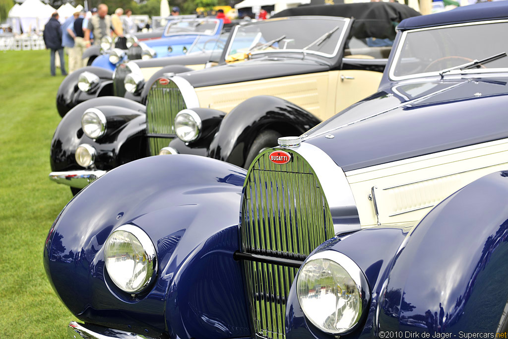 2010 The Quail, A Motorsports Gathering-1
