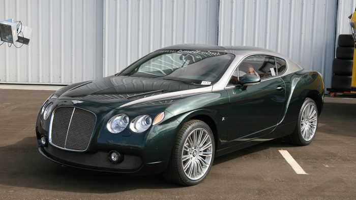 2008 Bentley Continental GTZ Gallery