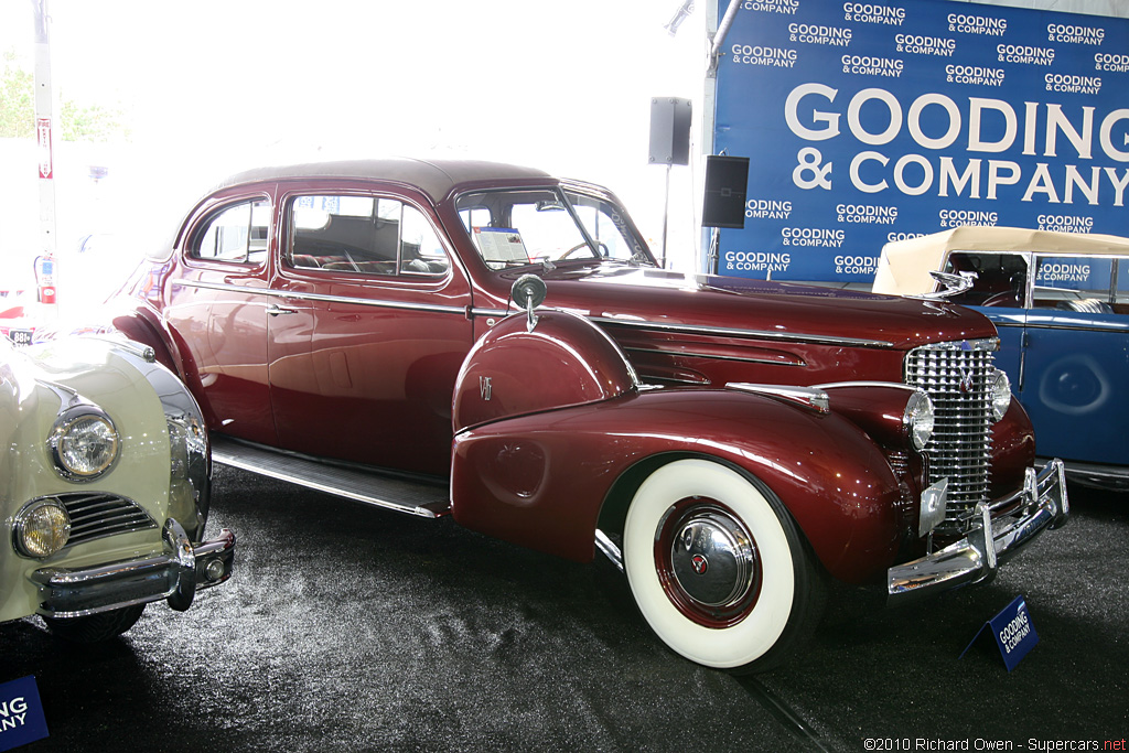 1938→1940 Cadillac Series 90 V16 | | SuperCars.net