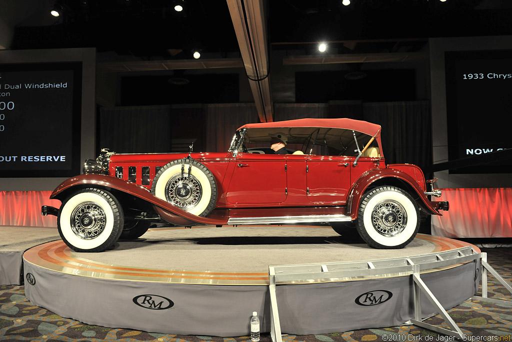 1932 Chrysler Imperial Custom Eight Gallery