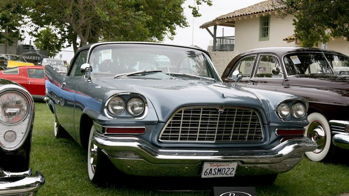 1958 Chrysler 300D Gallery