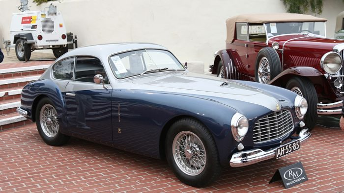 RM Auctions' 2010 Sports & Classics of Monterey-2