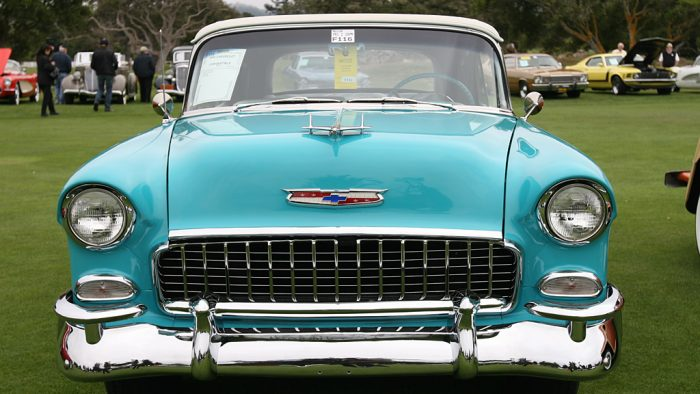 1955 Chevrolet Bel Air Convertible Gallery