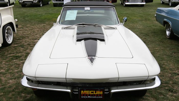 1966 Chevrolet Corvette Sting Ray L36 427/390 HP Gallery