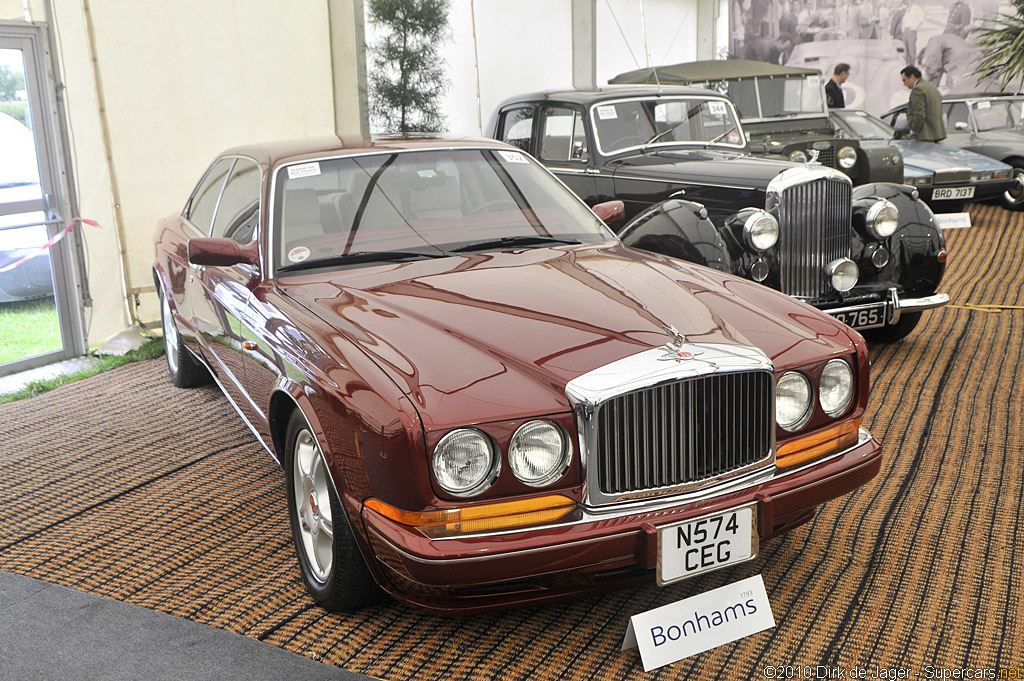 2010 Collectors' Motor Cars at Goodwood Revival by Bonhams-1
