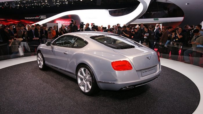 2011 Bentley Continental Gt Gallery Gallery Supercars