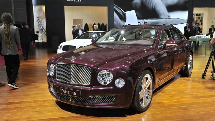2010 Bentley Mulsanne Gallery