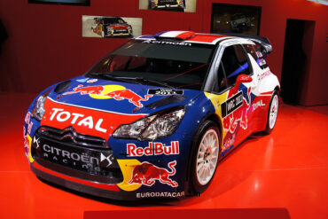 2010 Citroën DS3 R3 Gallery
