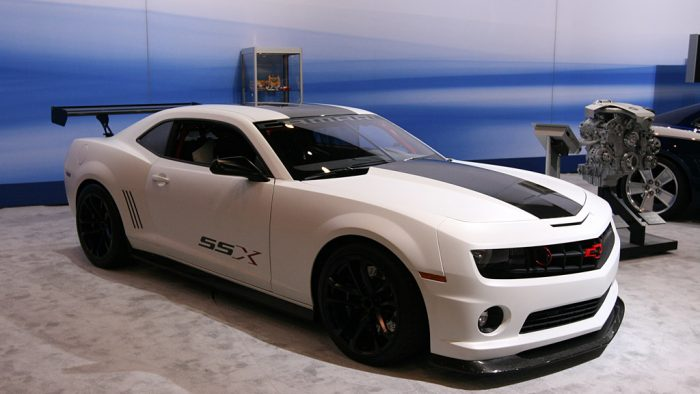 2010 Chevrolet Camaro SSX Track Car Gallery