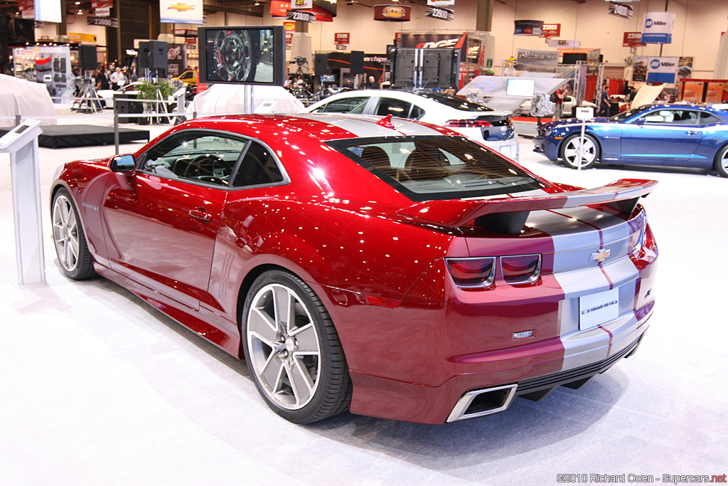 2010 Chevrolet Camaro Red Flash Gallery