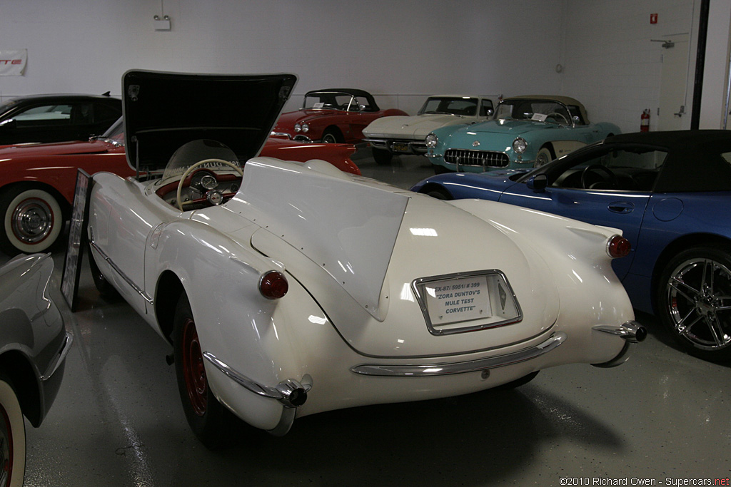 1955 Chevrolet Corvette EX87 Gallery