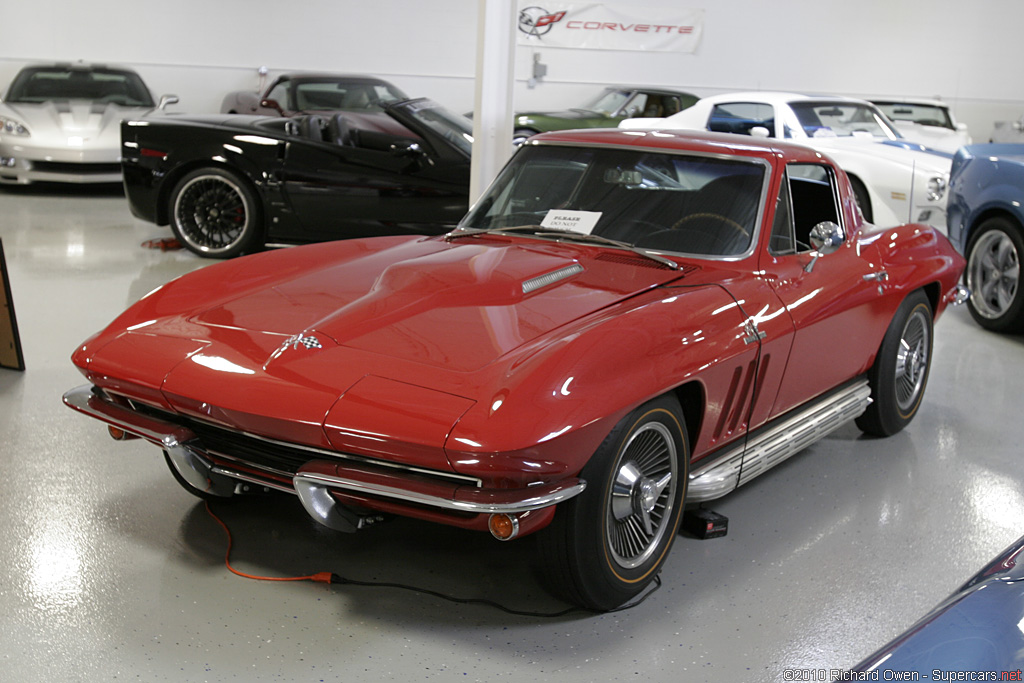 1965 Chevrolet Corvette Sting Ray Coupe L78 396/425 HP Gallery