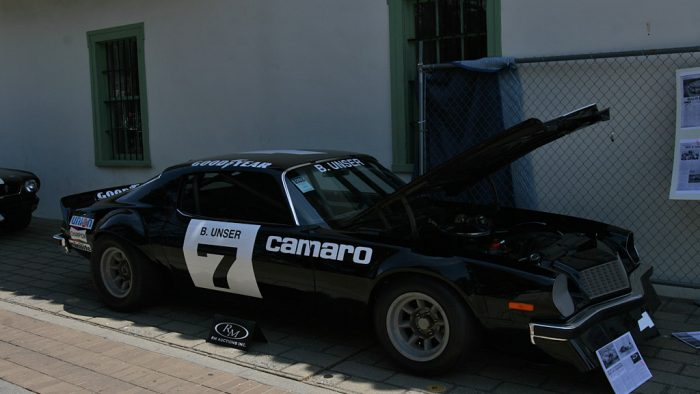 1974 Chevrolet Camaro IROC Race Car Gallery