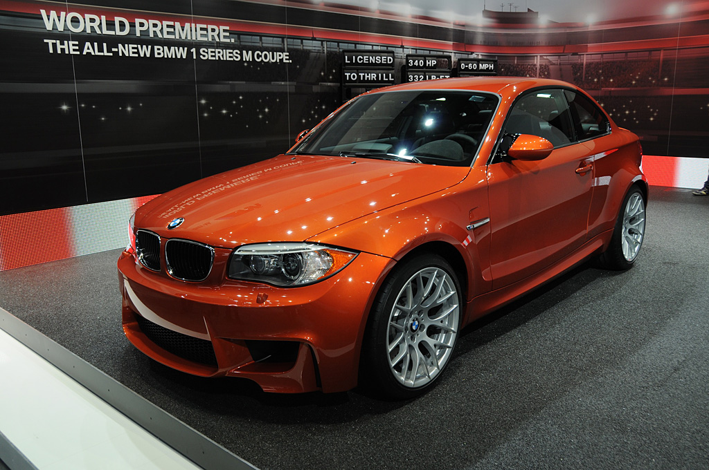 2010 BMW 1 Series M Coupé Gallery