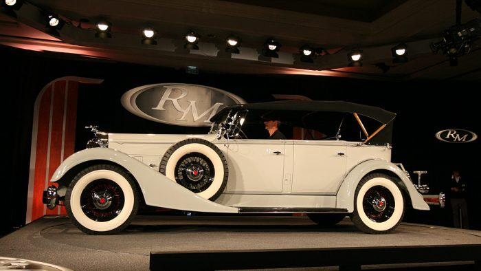 2011 Amelia Island Auction by RM Auctions-1