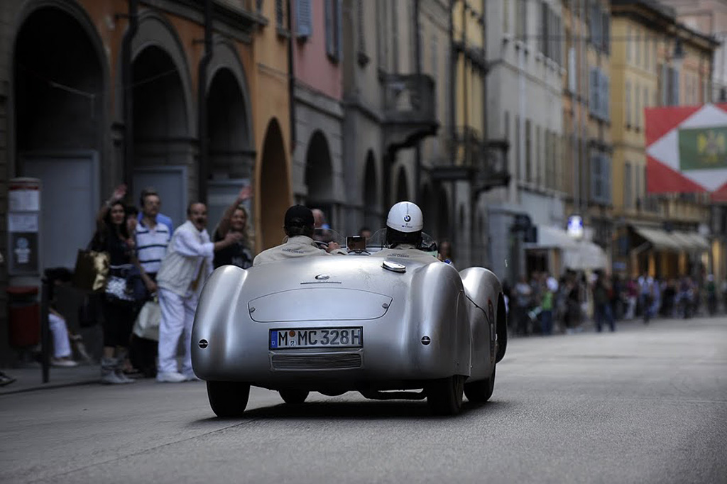 1940 BMW 328 Mille Miglia Roadster Gallery