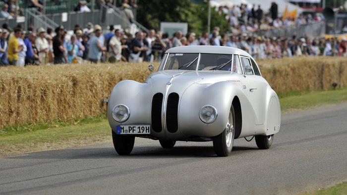 1940 BMW 328 Mille Miglia Kamm Coupé Gallery
