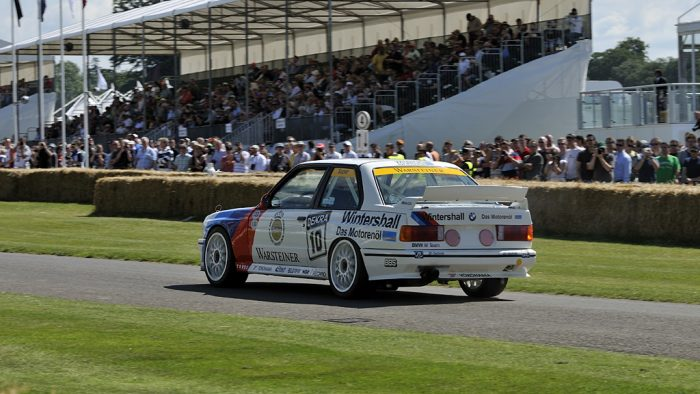 1990 BMW M3 Group A Gallery