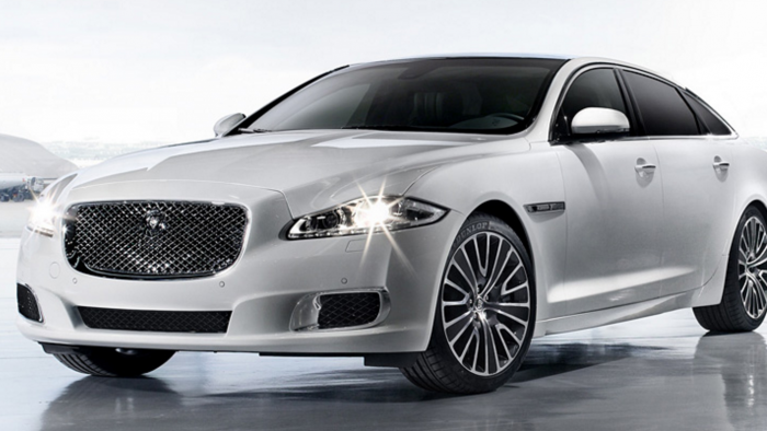 2012 Jaguar XJL Ultimate