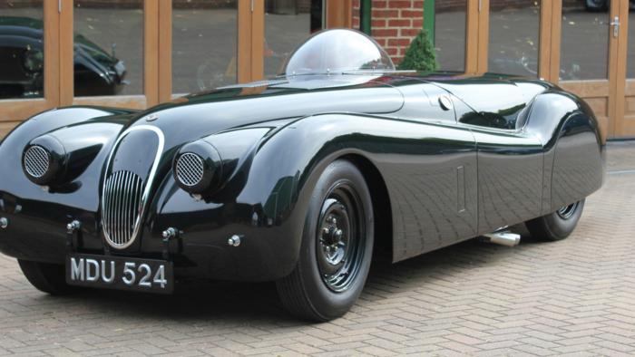 1952 Jaguar XK120 Record Car