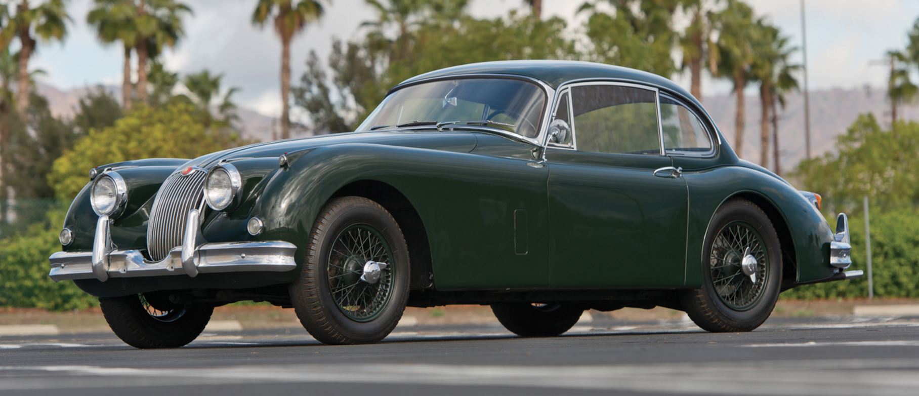 Jaguar Xk150 3 4 Hardtop Coupe Supercars Net