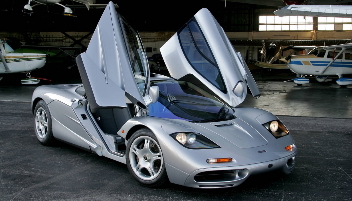 Ultimate Collection of McLaren F1 Facts, Stats & Questions Answered ...