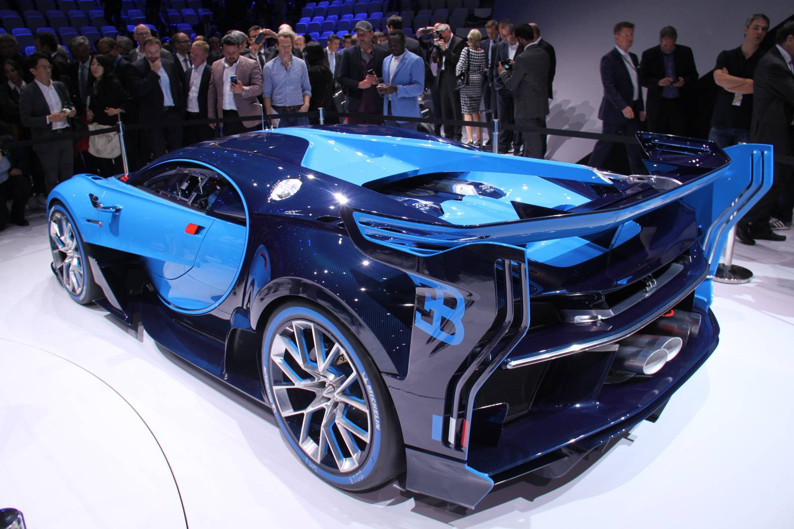 2015 bugatti vision gran turismo bugatti. Black Bedroom Furniture Sets. Home Design Ideas