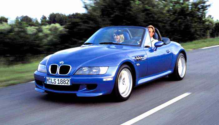 1998 BMW Z3 M Roadster  Review  SuperCarsnet