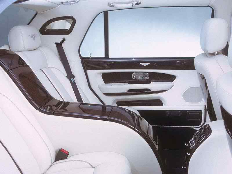 2001 Bentley Arnage Red Label LWB Personal Commission