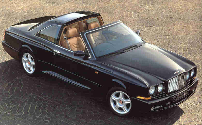 1998 Bentley Continental SC