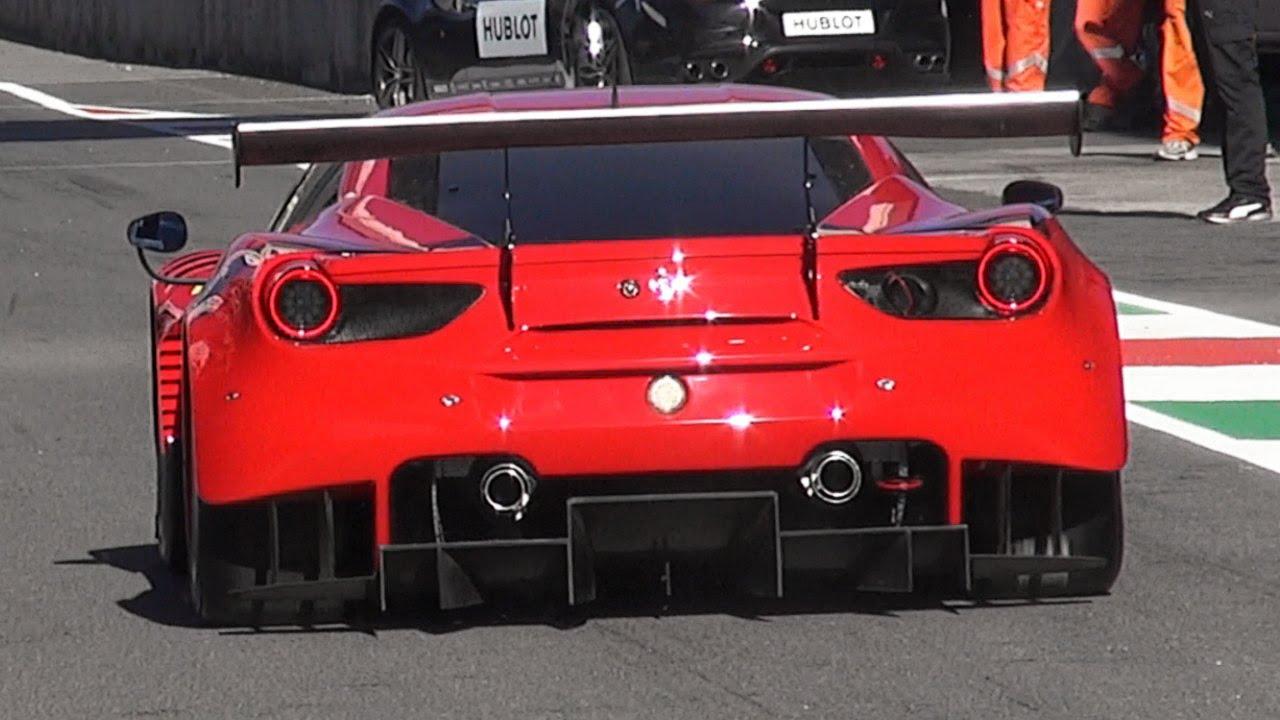 2016 Ferrari 488 GT3