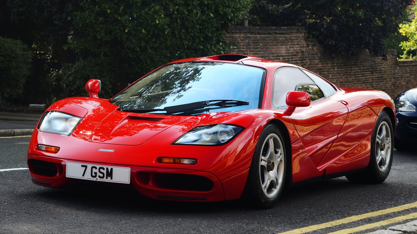 Video Top Gear Mclaren F1 Mclaren Supercars Net