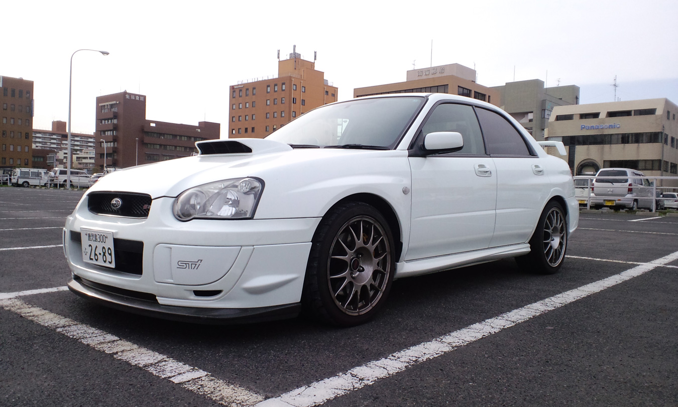 2006 subaru impreza wrx sti spec c type ra r. Black Bedroom Furniture Sets. Home Design Ideas