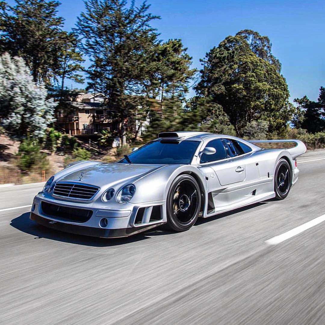 2002 Mercedes-Benz CLK GTR Super Sport Gallery