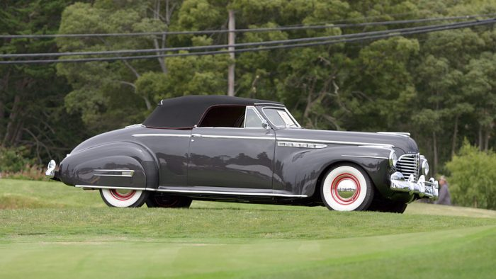 1941 Buick Roadmaster Convertible