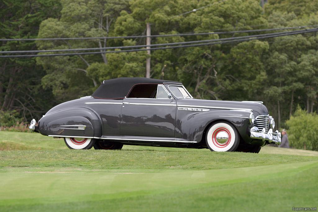 1941 Buick Roadmaster Convertible