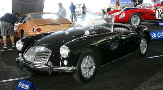 1955 MG A 1500 Gallery
