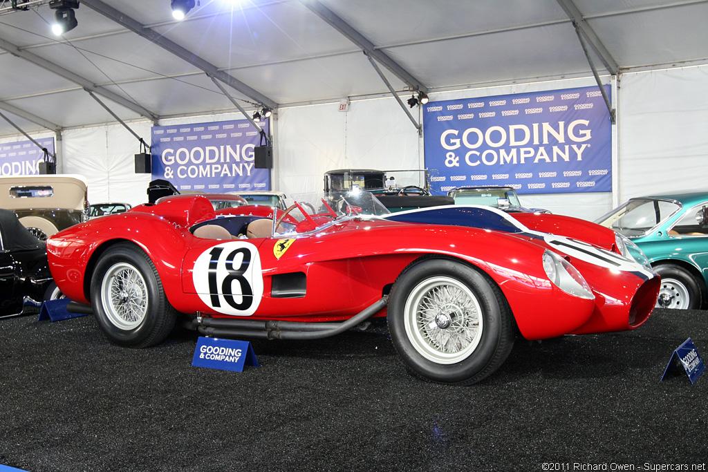 1957 Ferrari 250 Testa Rossa Prototipo Gallery
