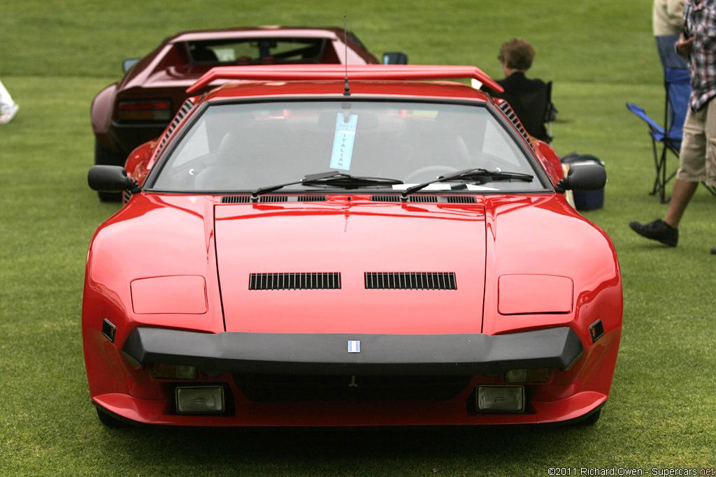 1985 De Tomaso Pantera GT5-S