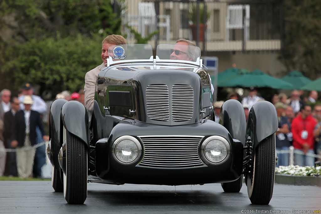 1940 Lincoln Ford 40 Special Speedster Gallery
