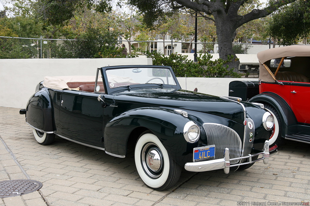 1940 lincoln continental gallery. Black Bedroom Furniture Sets. Home Design Ideas