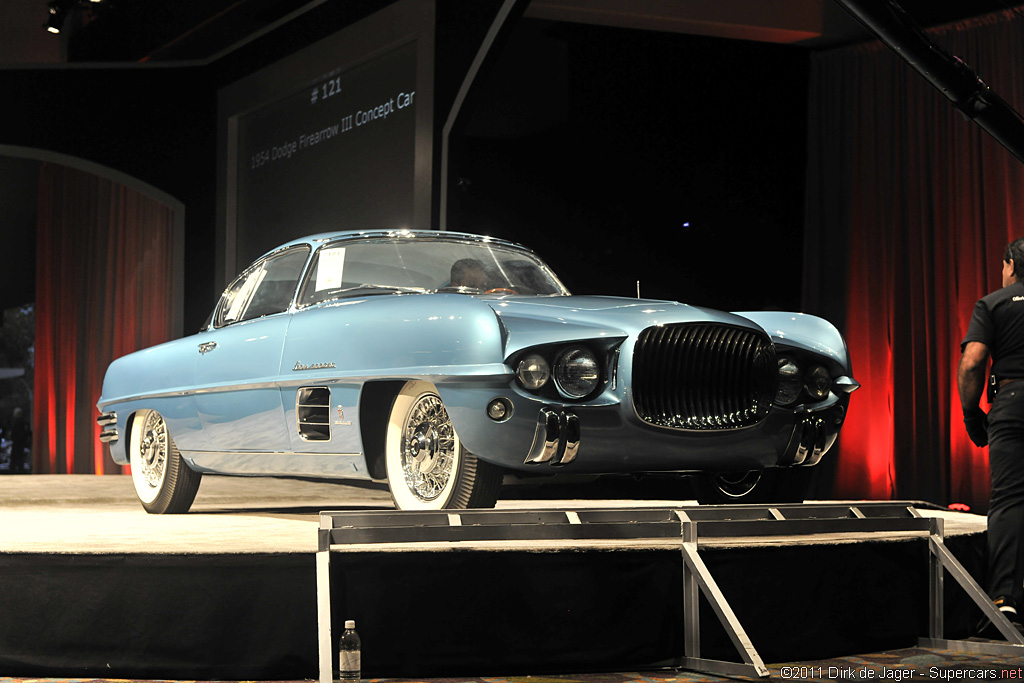 1954 Dodge Firearrow III Sport Gallery
